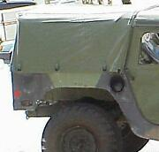 Military Truck Covers