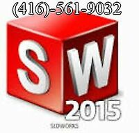 Learn 2D/3D AutoCAD/SolidWorks in 20 Hours Training