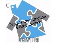 Teagy's Construction & Groundworks