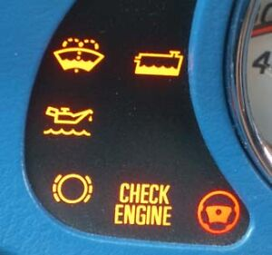 Check engine light on? Find out what's wrong. I come to you!