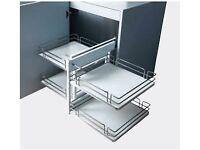 Pull out kitchen storage 46172BPLUS 505LH corner solution
