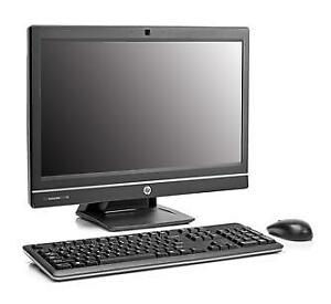 HP ProOne 600 G1 - All in One desktop PC. No monitor needed!