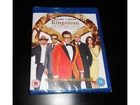 Kingmans 2: Golden Circle Blue Ray