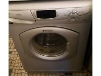 """FREE DELIVERY""Hotpoint Ultima washing machine/cheap and cheerful SERVICED CLEANED £55.99"
