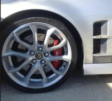 2009 Holden Commodore SS-V **12 MONTH WARRANTY** West Perth Perth City Preview