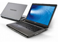 "TOSHIBA L350D 17.1"", 2.20GHz(x2), 3GB, 160GB, WIFI, WEBCAM, DVDRW, OFFICE, ANTI VIRUS, WINDOWS 7"