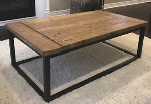 * New * Coffee Table Rustic