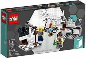 NEW Lego Ideas Cuusoo 21110 Research Institute Female Scientists