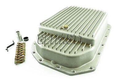 TRA  4L80DPK Transmission Specialties Aluminum Performance 4L80E GM Deep Pan