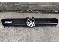 Golf GTD MK7 genuine front grill