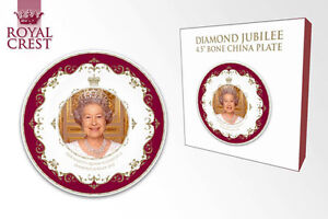Leonardo Queen Elizabeth II Diamond Jubilee 2012 Commemorative Collectibles