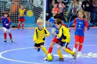 Soccer Futsal league for kids! Sign up ages 3-13!
