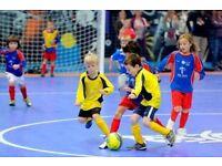 Finest Futsal Academy - The future of football