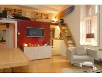 Beautiful & Quirky 2 Double bed Flat- Oval
