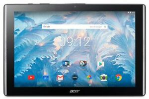 Acer Iconia One Tablet And Bluetooth Keyboard Case