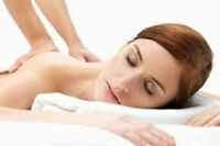 Great massage with relieves tired and aching muscles