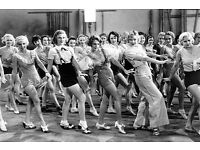 Jitterbug Fitness - Fitness classes with a vintage twist.