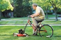 Going on Vacation? Lawn Mowing: $30-50 per cut