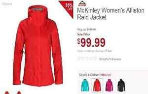 WOMEN'S LIGHTWEIGHT JACKET Outdoors Camping Fitness  Sports Surrey Downs Tea Tree Gully Area Preview