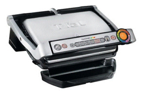 T-Fal OptiGrill Stainless Steel Indoor Grill