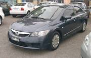 2010 Honda Civic Sedan Mitchell Gungahlin Area Preview