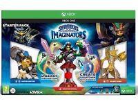 Xbox One New - Skylanders Imaginators Starter Pack £40