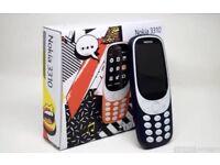 ORIGINAL NOKIA 3310 unlocked brand new boxed