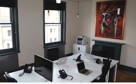 Office space / desks to hire in Central Hove. Flexible and affordable