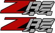 ZR2 Decals