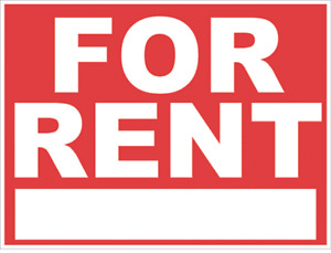 Apartments and houses for Rent