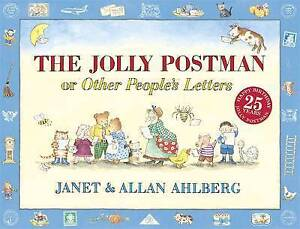JOLLY POSTMAN/OTHER PEOPLES LETTERS  BOOK NEW