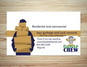 Jay's garbage and junk removal and hauling