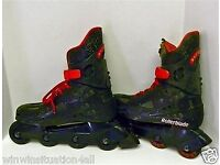 Rollerskates Bowers&inline Kids/adults x3 pairs