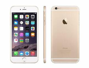 iPhone 6 16GB Gold Telus / Koodo / PC / Public Mobile 9.5/10 condition $260 FIRM
