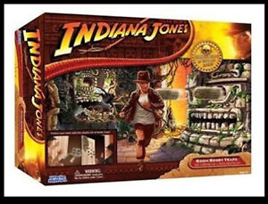 Indiana Jones Room Booby Traps