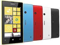 NOKIA LUMIA 520 8GB - Windows Smartphone Mobile