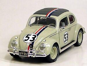 Hot Wheels Elite Herbie Goes to Monte Carlo Vehicle 1:43 Scale