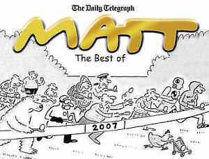 The Best of Matt: 2007 by Matthew Pritchett (Paperback, 2007)