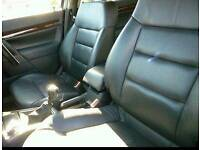 VECTRA CHURCH LEATHER INTERIOR! MUST BE GONE TODAY!