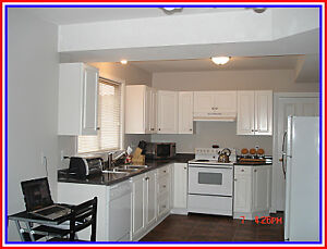 Bright large 3 BR, suites Rentals for Short or long term