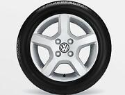 VW Up Kompletträder