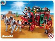Playmobil Stagecoach