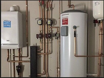 Plumber Boiler Installation Repairs Gas Safe Engineer