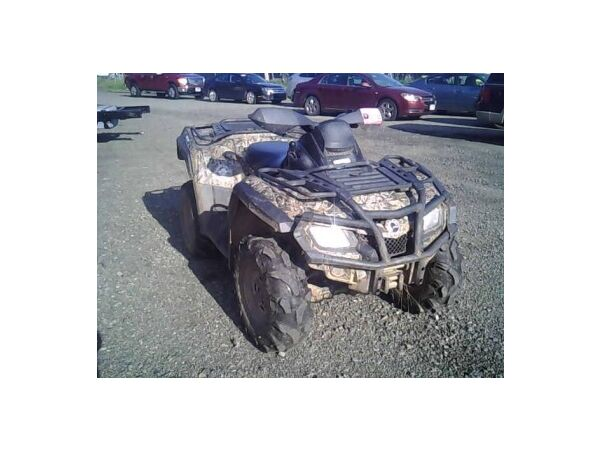 Used 2012 Can-Am CAN AM OUTLANDER MAX XT