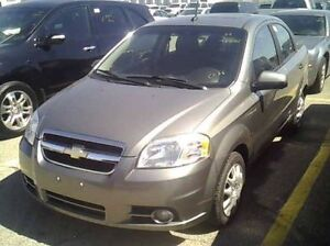 2009 CHEV AVEO SEDAN  LOADED  SUNROOF  AUTO  ONE OWNER