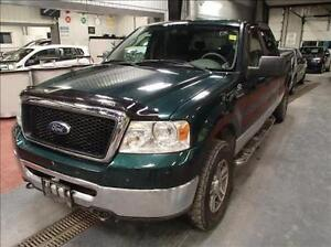 2007 FORD F150 SUPERCREW 4X4 4.6L IN HOUSE FINANCING