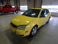 Safe inspected vehicles $1000..Really? 2005 Focus ZX5