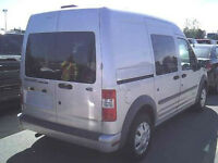 HYDRAULIC   LIFT !!  2011 FORD TRANSIT VAN  LOADED  LOW KMS