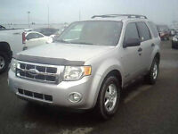 2008 FORD ESCAPE XLT★4X4★LOW PRICE CLEAN★LOADED★EASY CAR FINANCE