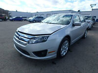 2010 FORD FUSION SE★4 CYL GREAT ON GAS★SPACIOS★EASY FINANCING